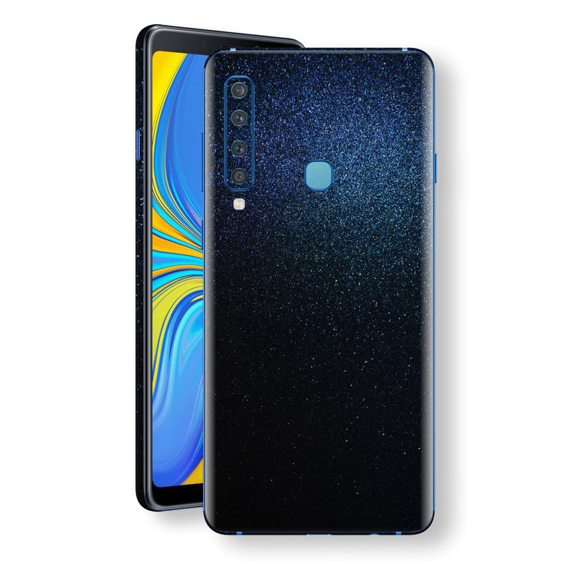 Samsung Galaxy A9 (2018) Glossy Midnight Blue Metallic Skin, Decal, Wrap, Protector, Cover by EasySkinz | EasySkinz.com