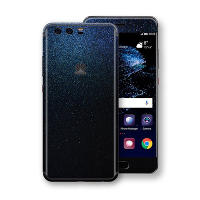 Huawei P10  Glossy Midnight Blue Metallic Skin, Decal, Wrap, Protector, Cover by EasySkinz | EasySkinz.com
