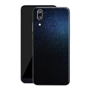 Huawei P20 Glossy Midnight Blue Metallic Skin, Decal, Wrap, Protector, Cover by EasySkinz | EasySkinz.com