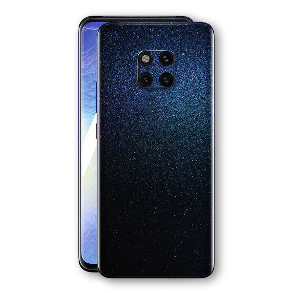 Huawei MATE 20 PRO Glossy Midnight Blue Metallic Skin, Decal, Wrap, Protector, Cover by EasySkinz | EasySkinz.com