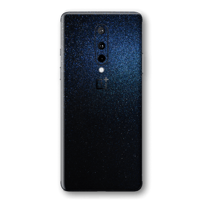 OnePlus 8 Glossy Midnight Blue Metallic Skin Wrap Sticker Decal Cover Protector by EasySkinz