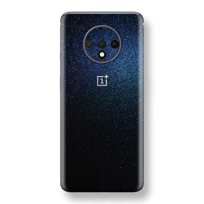 OnePlus 7T Glossy Midnight Blue Metallic Skin, Decal, Wrap, Protector, Cover by EasySkinz | EasySkinz.com