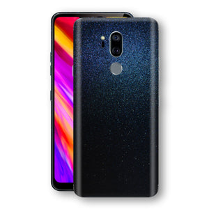 LG G7 ThinQ Glossy Midnight Blue Metallic Skin, Decal, Wrap, Protector, Cover by EasySkinz | EasySkinz.com