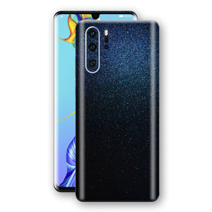 Huawei P30 PRO Glossy Midnight Blue Metallic Skin, Decal, Wrap, Protector, Cover by EasySkinz | EasySkinz.com