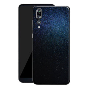 Huawei P20 PRO Glossy Midnight Blue Metallic Skin, Decal, Wrap, Protector, Cover by EasySkinz | EasySkinz.com