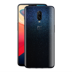 OnePlus 6T GLOSSY MIDNIGHT BLUE Metallic Skin, Decal, Wrap, Protector, Cover by EasySkinz | EasySkinz.com