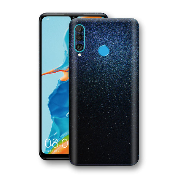 Huawei P30 LITE Glossy Midnight Blue Metallic Skin, Decal, Wrap, Protector, Cover by EasySkinz | EasySkinz.com