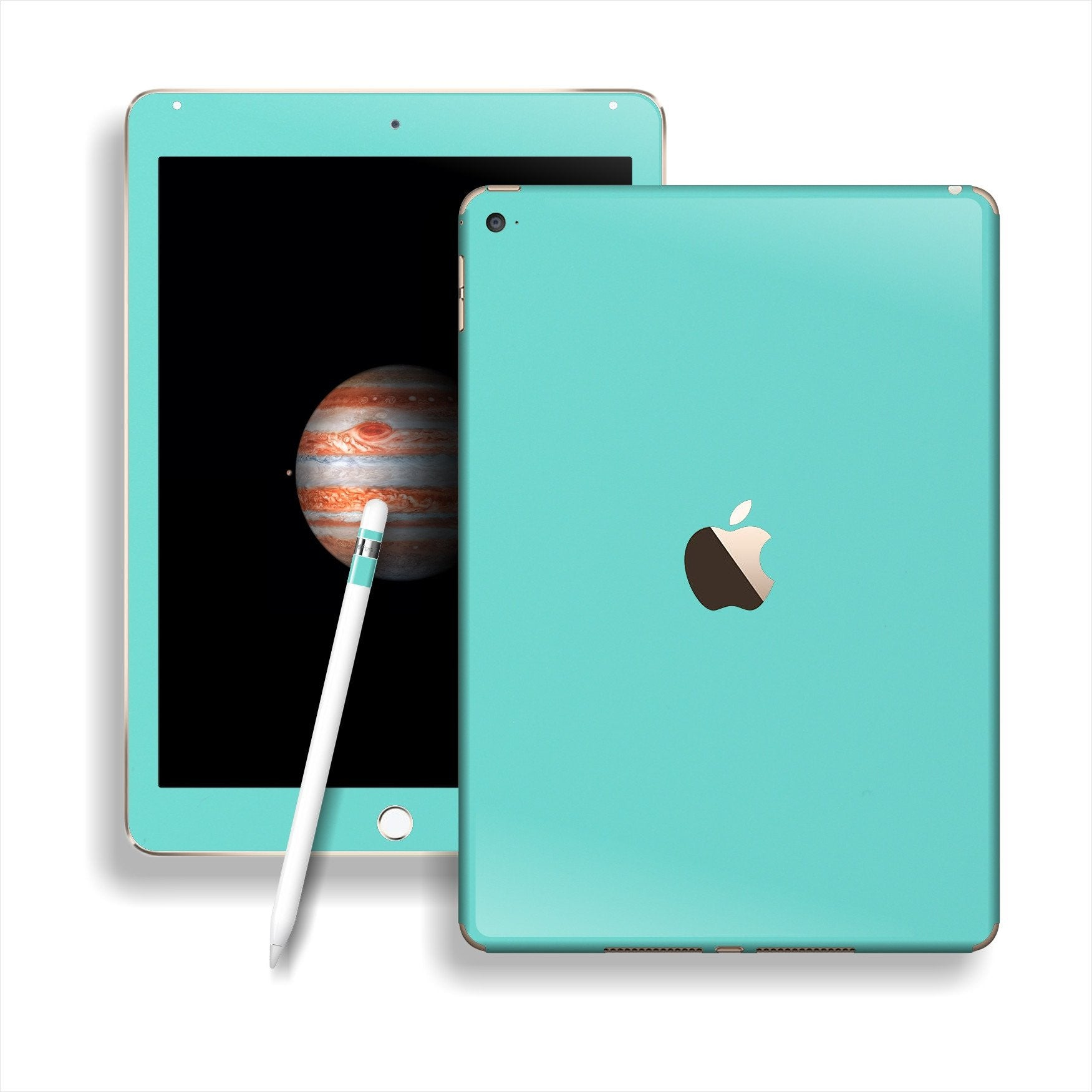 iPad PRO Matt Matte MINT Skin Wrap Sticker Decal Cover Protector by EasySkinz
