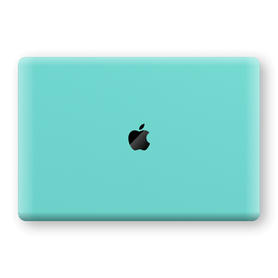 "MacBook Pro 15"" Touch Bar MINT Matt Skin, Decal, Wrap, Protector, Cover by EasySkinz 