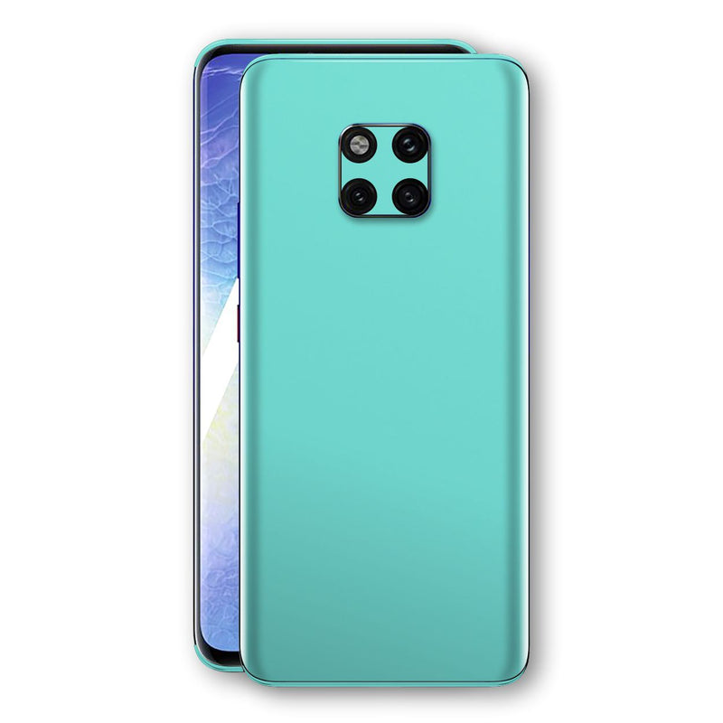 Huawei MATE 20 PRO MINT Matt Skin, Decal, Wrap, Protector, Cover by EasySkinz | EasySkinz.com