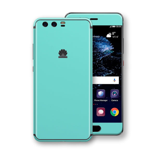 Huawei P10+ PLUS  MINT Matt Skin, Decal, Wrap, Protector, Cover by EasySkinz | EasySkinz.com