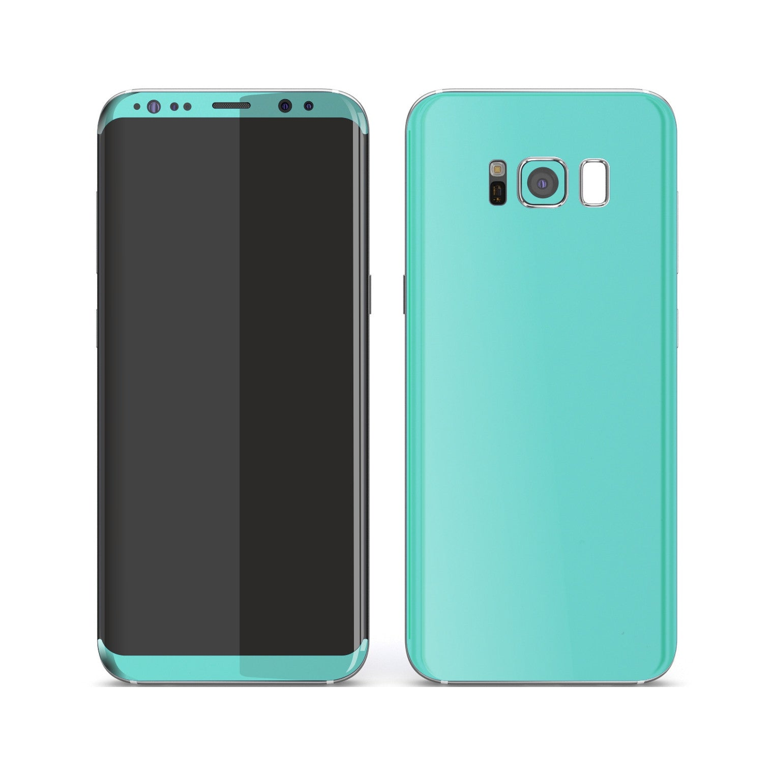Samsung Galaxy S8 MINT Matt Skin, Decal, Wrap, Protector, Cover by EasySkinz | EasySkinz.com