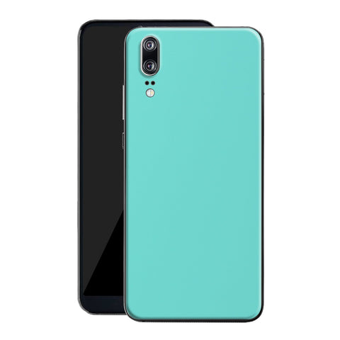 Huawei P20 MINT Matt Skin, Decal, Wrap, Protector, Cover by EasySkinz | EasySkinz.com