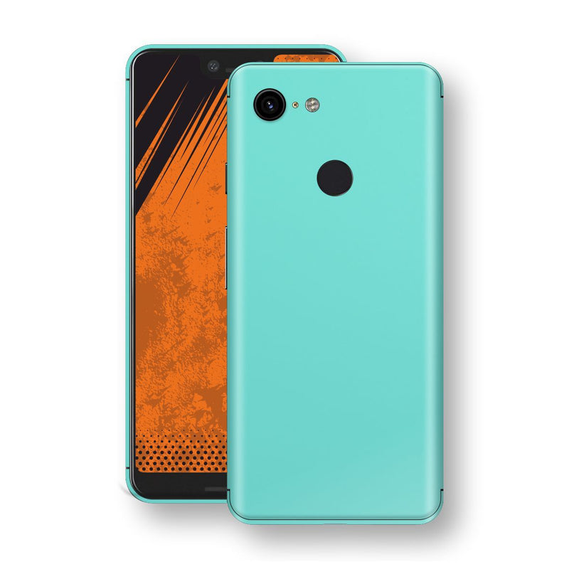 Google Pixel 3 XL MINT Matt Skin, Decal, Wrap, Protector, Cover by EasySkinz | EasySkinz.com