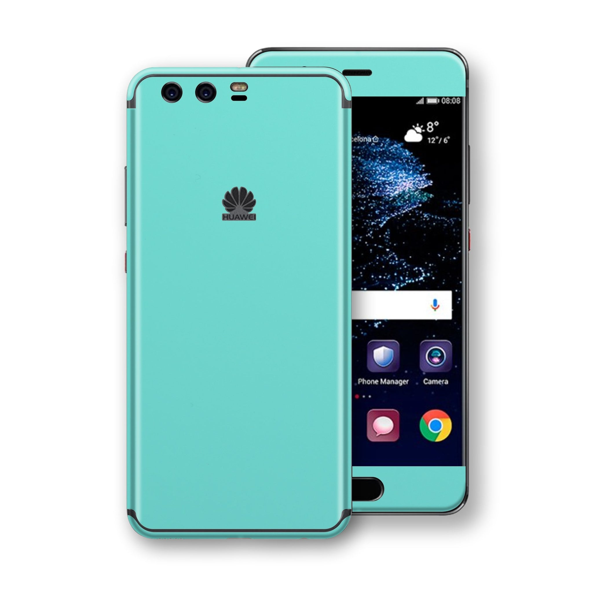 Huawei P10  MINT Matt Skin, Decal, Wrap, Protector, Cover by EasySkinz | EasySkinz.com