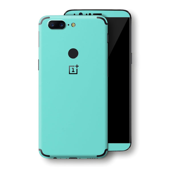 OnePlus 5T MINT Matt Skin, Decal, Wrap, Protector, Cover by EasySkinz | EasySkinz.com