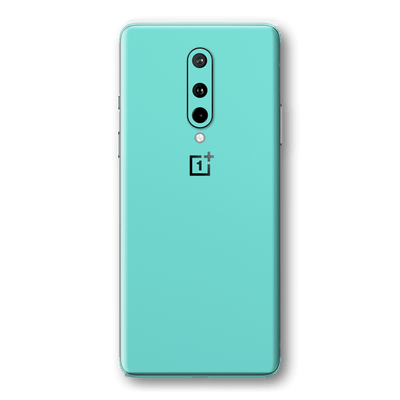 OnePlus 8 MINT Matt Skin Wrap Sticker Decal Cover Protector by EasySkinz