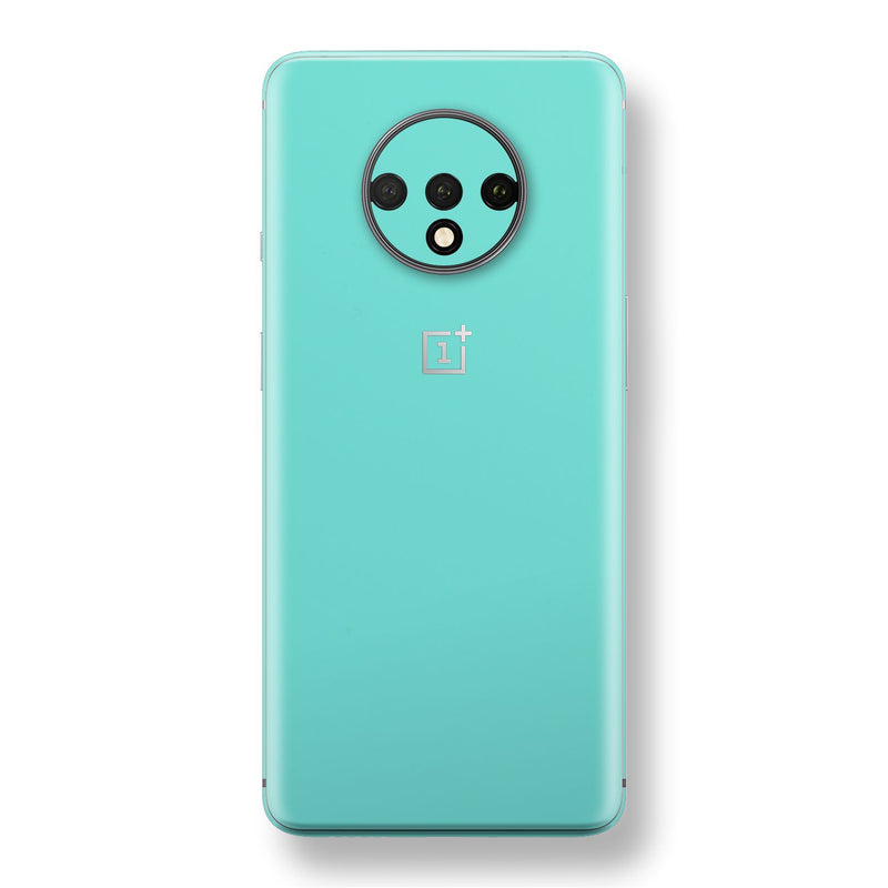 OnePlus 7T MINT Matt Skin, Decal, Wrap, Protector, Cover by EasySkinz | EasySkinz.com
