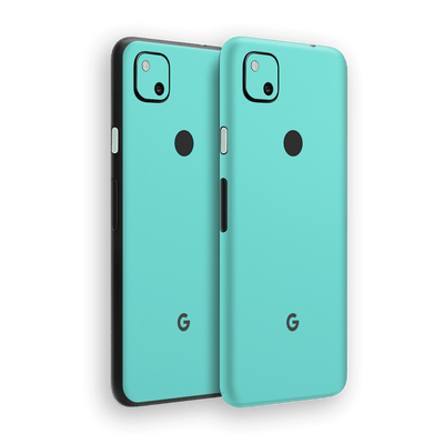 Google Pixel 4a MINT Matt Skin Wrap Sticker Decal Cover Protector by EasySkinz