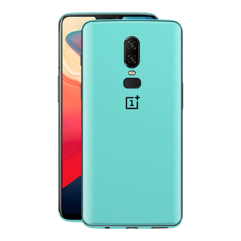 OnePlus 6 MINT Matt Skin, Decal, Wrap, Protector, Cover by EasySkinz | EasySkinz.com