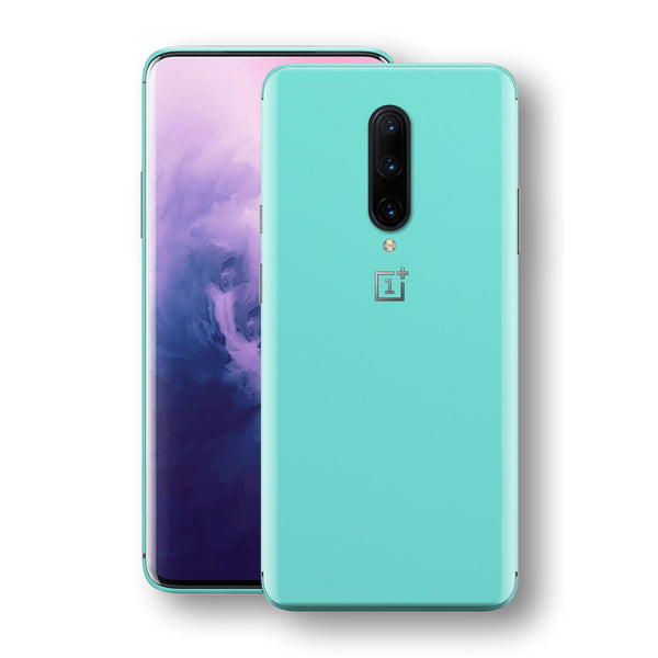 OnePlus 7 PRO MINT Matt Skin, Decal, Wrap, Protector, Cover by EasySkinz | EasySkinz.com