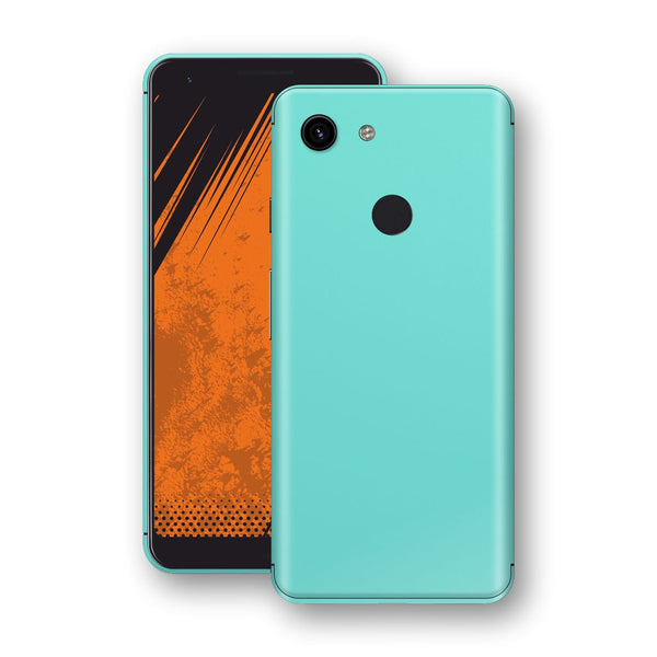 Google Pixel 3a MINT Matt Skin, Decal, Wrap, Protector, Cover by EasySkinz | EasySkinz.com