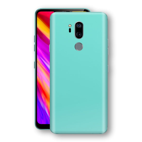 LG G7 ThinQ MINT Matt Skin, Decal, Wrap, Protector, Cover by EasySkinz | EasySkinz.com