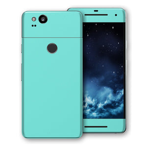 Google Pixel 2 MINT Matt Skin, Decal, Wrap, Protector, Cover by EasySkinz | EasySkinz.com
