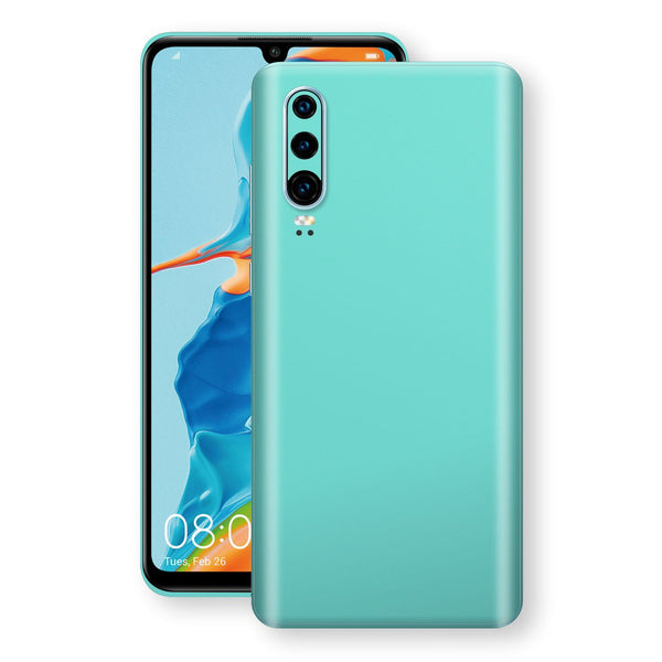 Huawei P30 MINT Matt Skin, Decal, Wrap, Protector, Cover by EasySkinz | EasySkinz.com