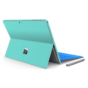 Microsoft Surface PRO 4 MINT MATT Matte Skin Wrap Sticker Decal Cover Protector by EasySkinz