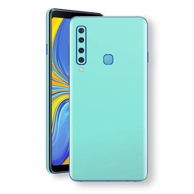 Samsung Galaxy A9 (2018) MINT Matt Skin, Decal, Wrap, Protector, Cover by EasySkinz | EasySkinz.com