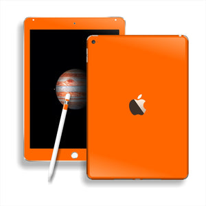 iPad PRO Matt Matte ORANGE Skin Wrap Sticker Decal Cover Protector by EasySkinz