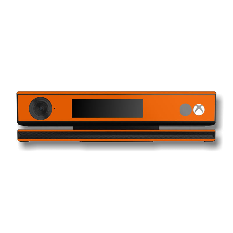Xbox One Kinect Orange MATT Matte Skin Wrap Sticker Decal Protector Cover by EasySkinz