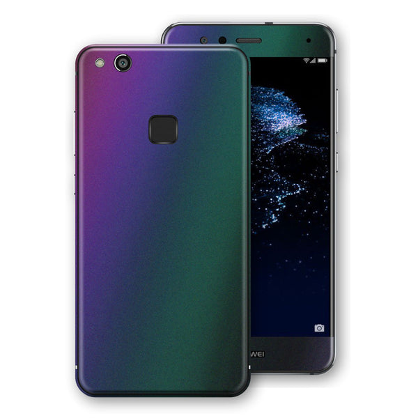 Huawei P10 LITE Chameleon DARK OPAL Colour-Changing Skin, Decal, Wrap, Protector, Cover by EasySkinz | EasySkinz.com