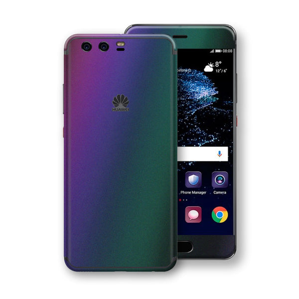 Huawei P10+ PLUS  Chameleon DARK OPAL Colour-Changing Skin, Decal, Wrap, Protector, Cover by EasySkinz | EasySkinz.com