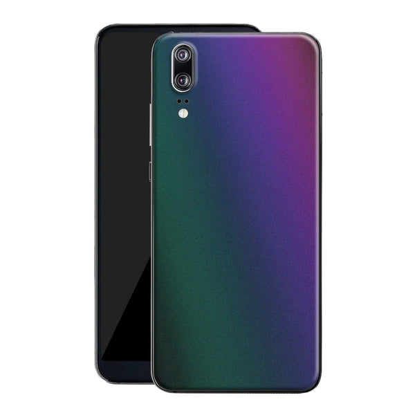 Huawei P20 Chameleon DARK OPAL Colour-Changing Skin, Decal, Wrap, Protector, Cover by EasySkinz | EasySkinz.com