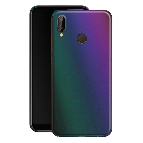Huawei P20 LITE Chameleon DARK OPAL Colour-Changing Skin, Decal, Wrap, Protector, Cover by EasySkinz | EasySkinz.com
