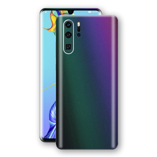 Huawei P30 PRO Chameleon DARK OPAL Skin Wrap Decal Cover by EasySkinz