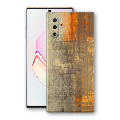 Samsung Galaxy NOTE 10+ PLUS Print Custom SIGNATURE HARVEST Art Skin Wrap Decal by EasySkinz