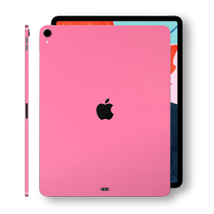 iPad PRO 11-inch 2018 Glossy 3M HOT PINK Skin Wrap Sticker Decal Cover Protector by EasySkinz