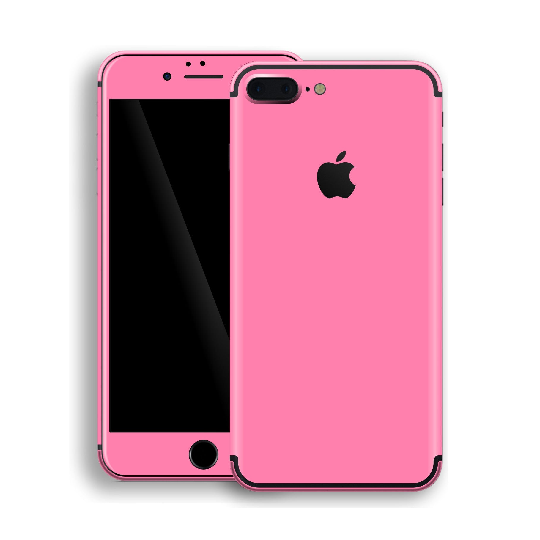 iPhone 7 Plus Pink Matt Skin, Decal, Wrap, Protector, Cover by EasySkinz | EasySkinz.com