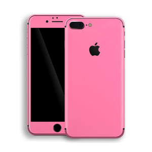 iPhone 8 Plus Pink Matt Skin, Decal, Wrap, Protector, Cover by EasySkinz | EasySkinz.com