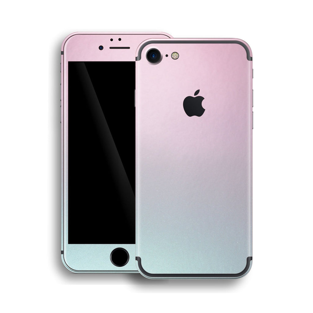 iPhone 7 Chameleon Amethyst Colour-changing Skin, Wrap, Decal, Protector, Cover by EasySkinz | EasySkinz.com