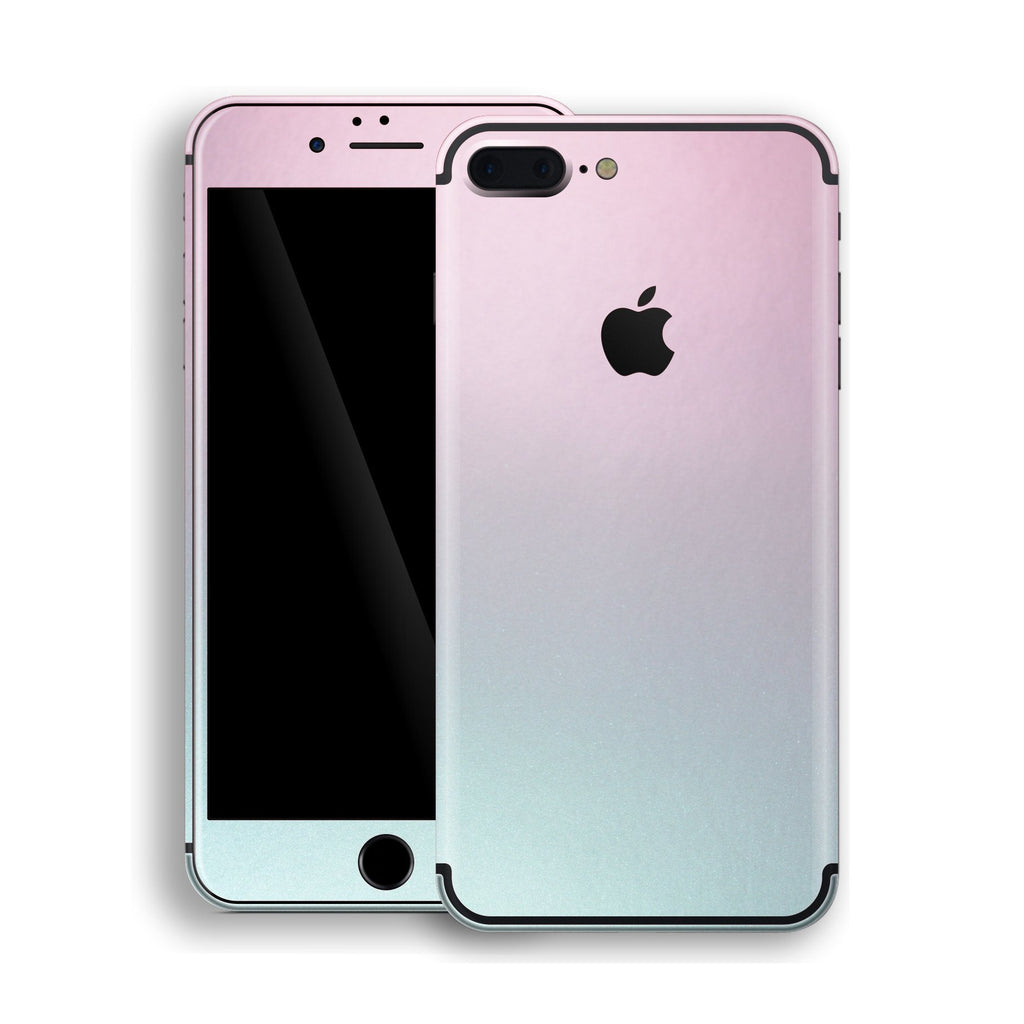 Sale IPhone 7 Plus Chameleon Amethyst Colour Changing Skin Decal Wrap Protector