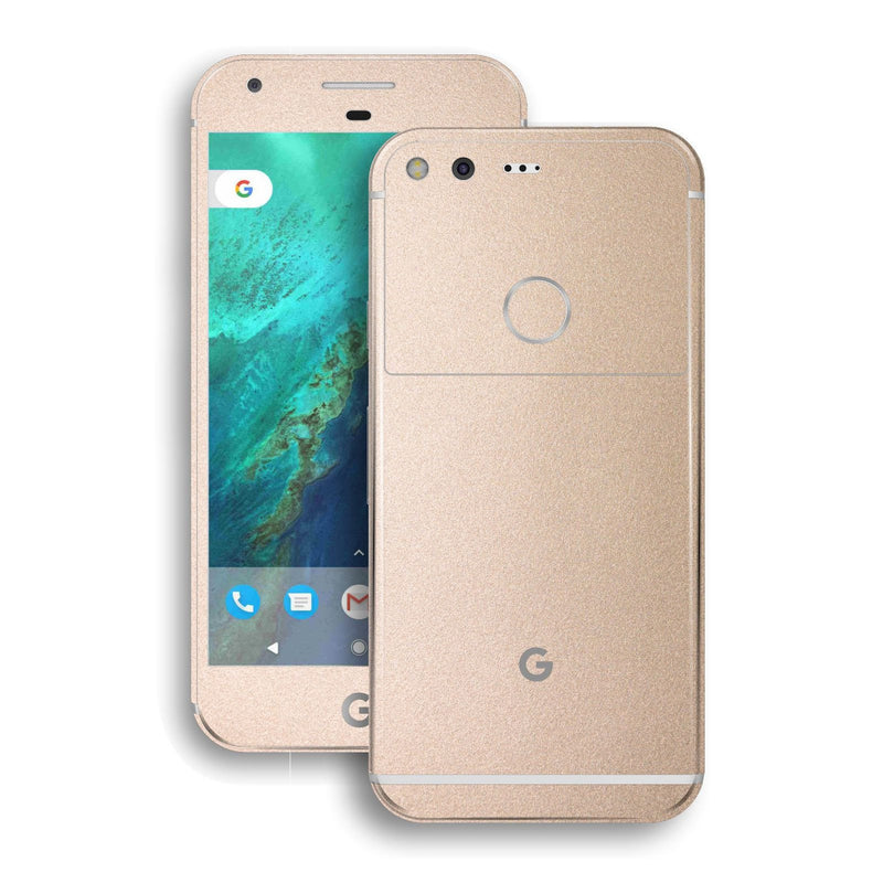 Google Pixel LUXURIA Rose Gold Skin by EasySkinz