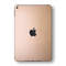 iPad MINI 5 (5th Generation 2019) Luxuria Rose Gold Metallic Skin Wrap Sticker Decal Cover Protector by EasySkinz