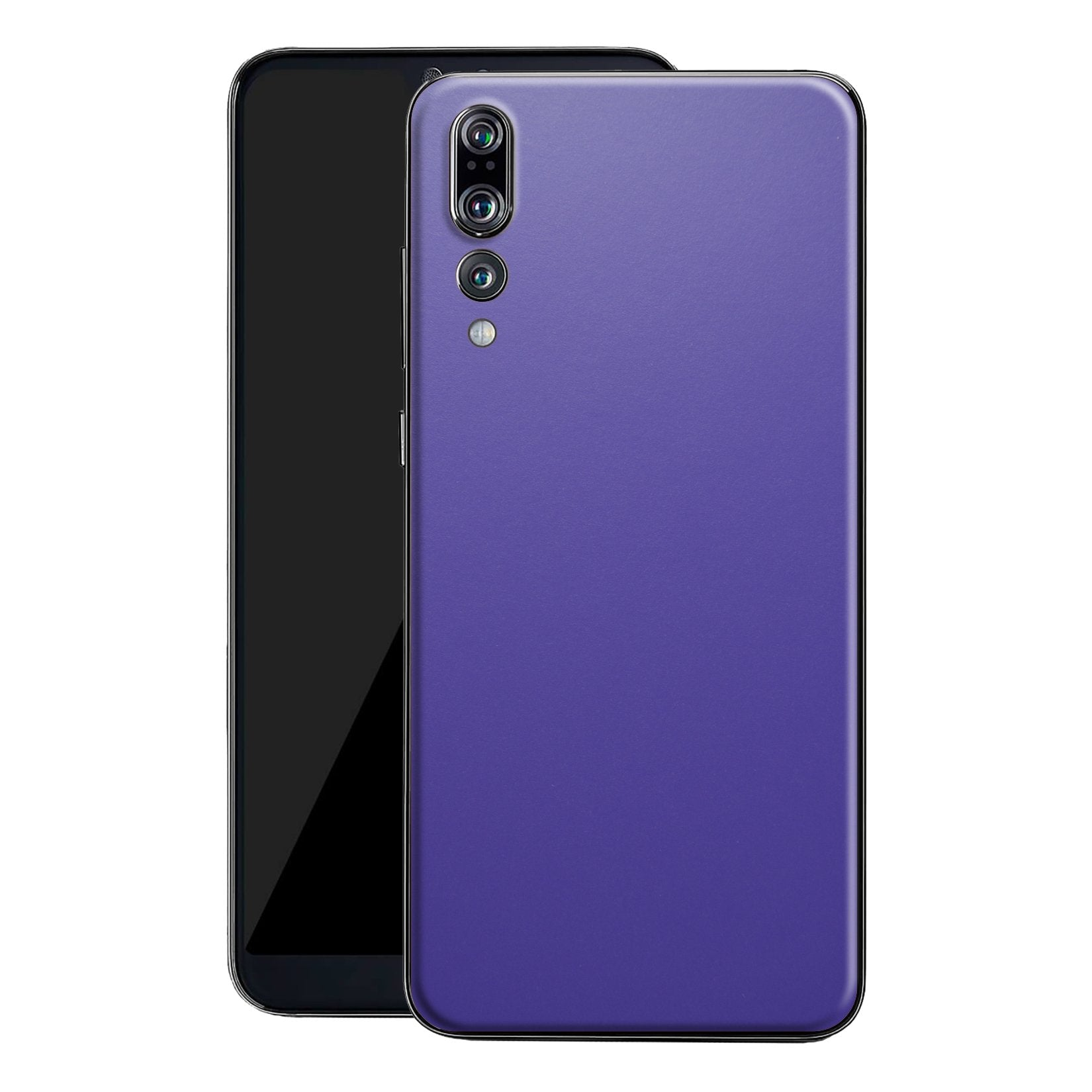 Huawei P20 PRO Royal Purple Matt Skin, Decal, Wrap, Protector, Cover by EasySkinz | EasySkinz.com