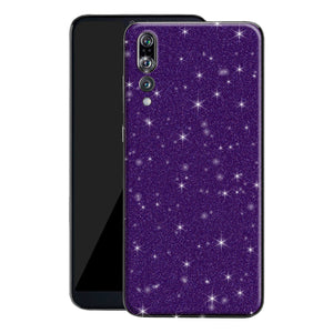 Huawei P20 PRO Diamond Purple Shimmering, Sparkling, Glitter Skin, Decal, Wrap, Protector, Cover by EasySkinz | EasySkinz.com