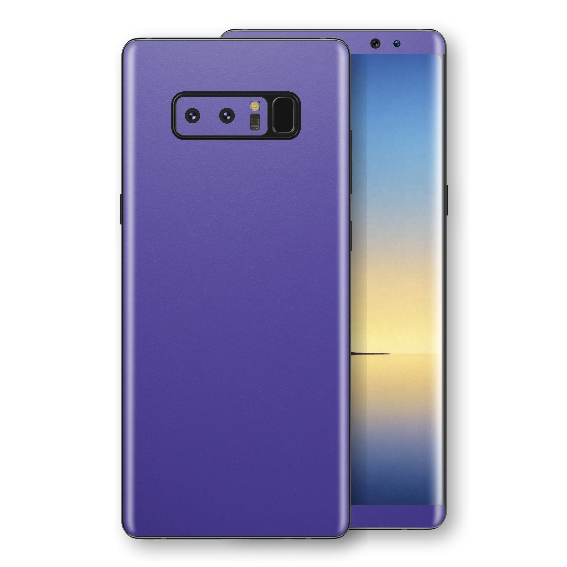 Samsung Galaxy NOTE 8 Royal Purple Matt Skin, Decal, Wrap, Protector, Cover by EasySkinz | EasySkinz.com