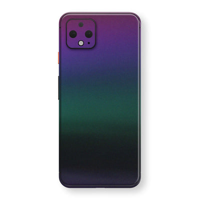 Google Pixel 4 XL Chameleon DARK OPAL Skin Wrap Decal Cover by EasySkinz